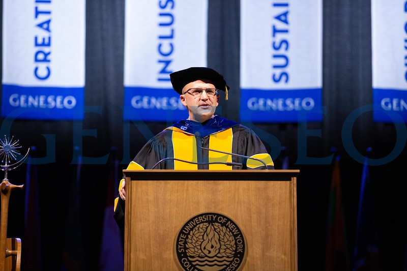 Vice Provost Glenn Geiser-Getz