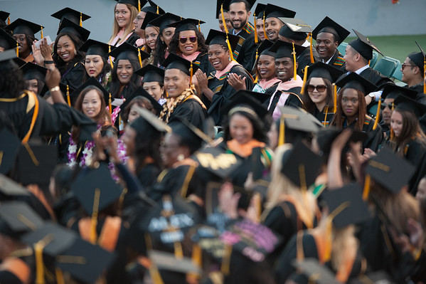 CDU Commencement 2016:  Golden Touch Photography
