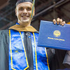 "Stephen Tica is pretty happy after accepting his bachelor of business administration degree during UAF's commencement ceremony May 11 in the Carlson Center.  <div class=""ss-paypal-button"">Filename: GRA-14-4186-0861.jpg</div><div class=""ss-paypal-button-end"" style=""""></div>"