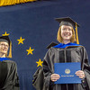 "Mary-Catherine Christina Leewis is all smiles after being awarded her Ph.D in biological sciences under the tutelage of Dr. Mary Beth Leigh at left.  <div class=""ss-paypal-button"">Filename: GRA-14-4186-0954.jpg</div><div class=""ss-paypal-button-end"" style=""""></div>"