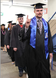 UAF Commencement on May 10, 2015