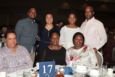 May 2018 - Commencement Dinner