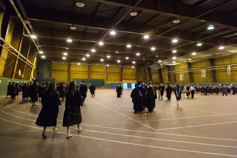 PSU Commencement 2015