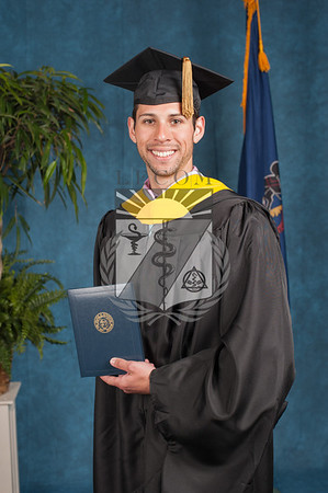 LECOM Masters Commencement 2013