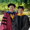 Sr. Mary Eileen O'Brien and Kathrin U. Jansen