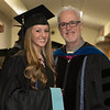 Sarah DeVries and Dr. Mike Kelly