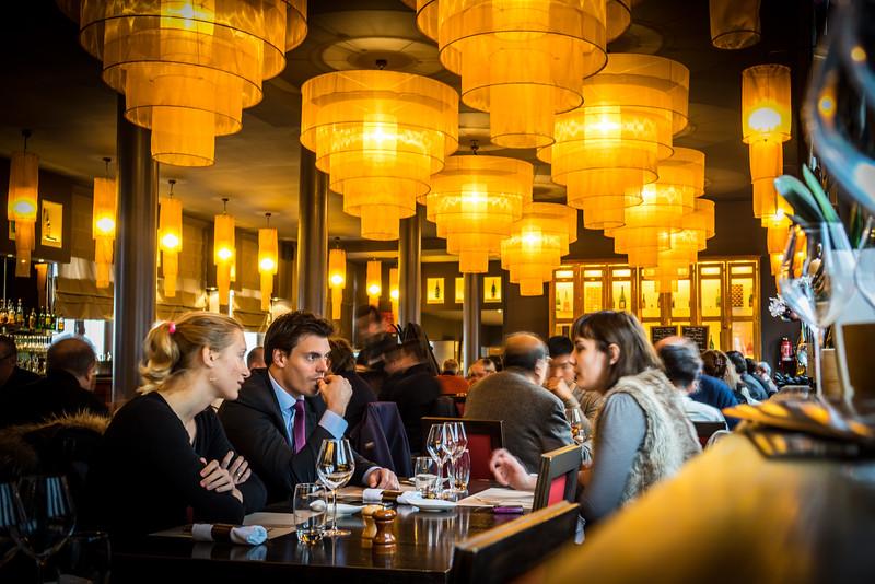 Brasserie, La Banque à Epernay