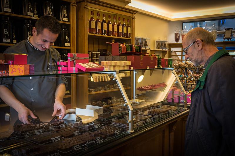 Le Chocolat d'Emmanuel Briet à Epernay
