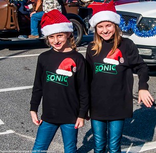 Commerce GA Christmas Parade 2017