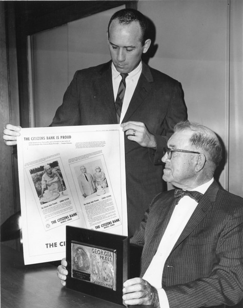 Citizens Bank 1967 Georgia Press Award_1
