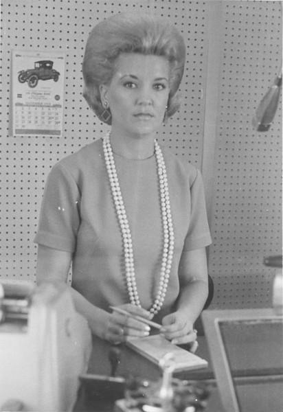 Citizens Bank employee, Catherine Moore