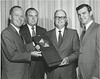 Martin Motors 1968 Distinguished Dealer Award<br /> <br /> The Berrien Press, page 11, August 14, 1969<br /> Photo caption:<br /> DISTINGUISHED DEALER AWARD – Shown above receiving the award is Jack Martin of Martin Motors on July 24 at the Thunderbird Motel in Jacksonville, Fla.