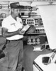 Bob Drake of Drake Standard Oil Service Station in Nashville