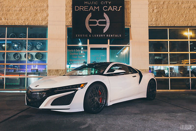 Music City Dream Cars