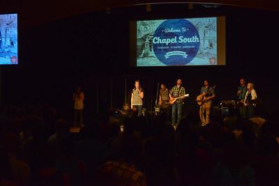 150517 Chapel Souths First Service