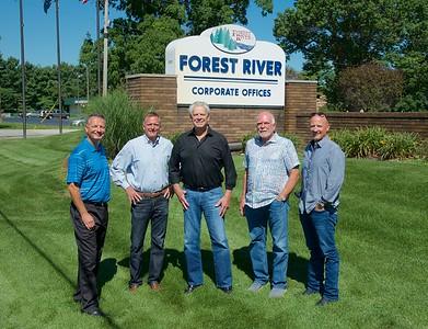 Forest River Execs