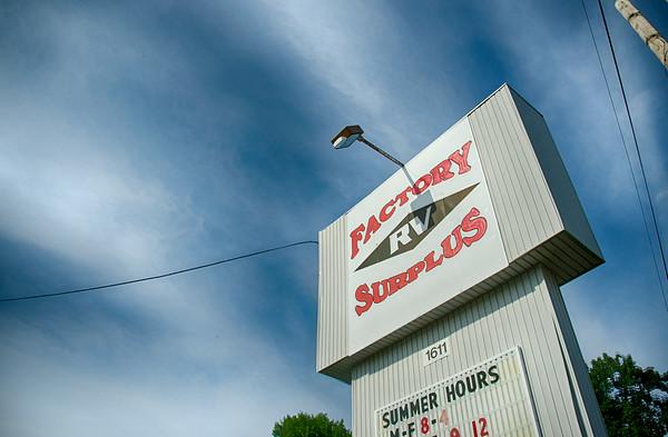 Factory RV Surplus