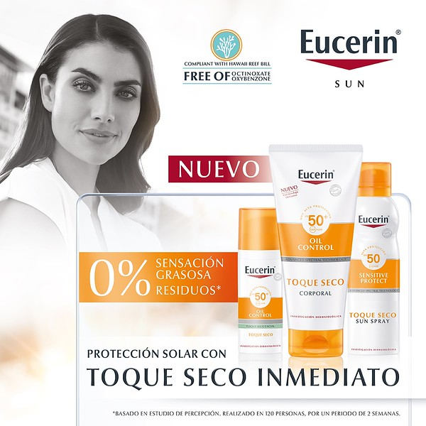 Eucerin International Campaign