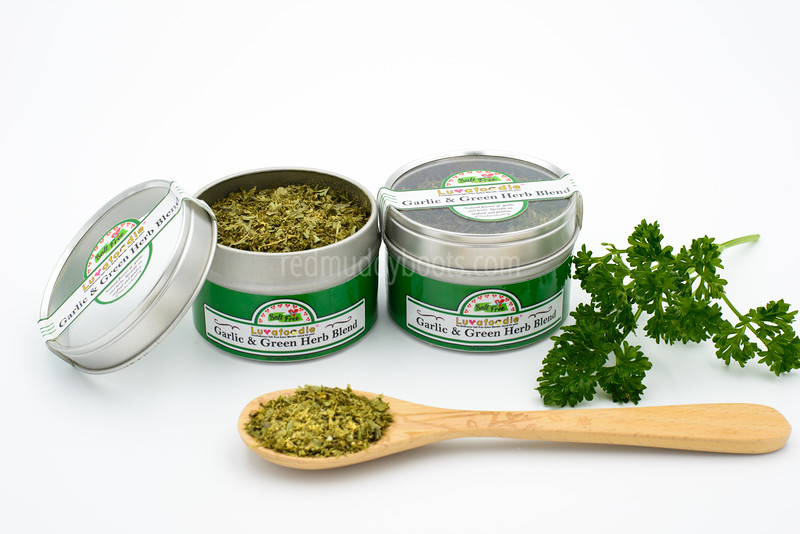 Luvafoodie LLC | Garlic & Green Herb Blend