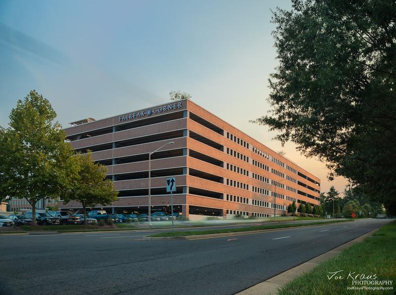 Fairfax Corner Parking Structure