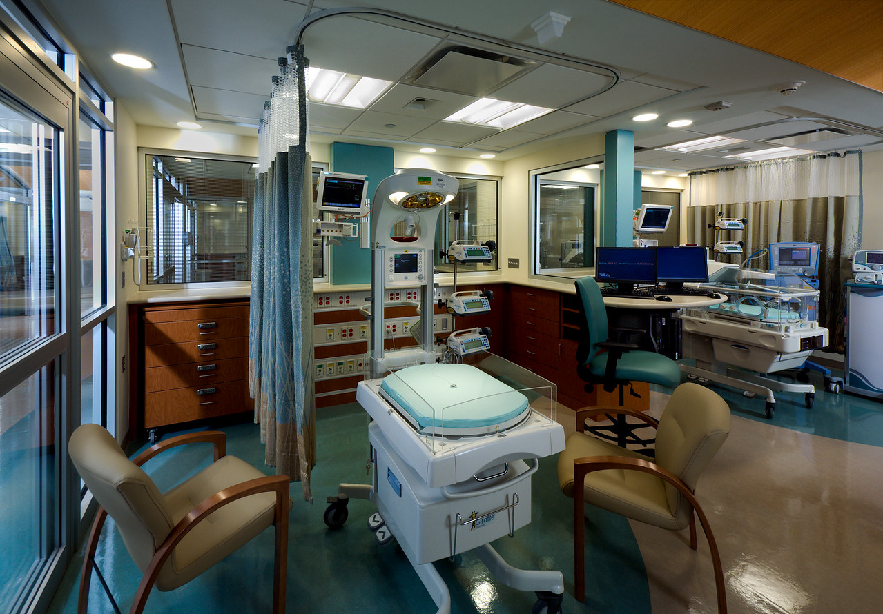 Schneider Children's Hospital