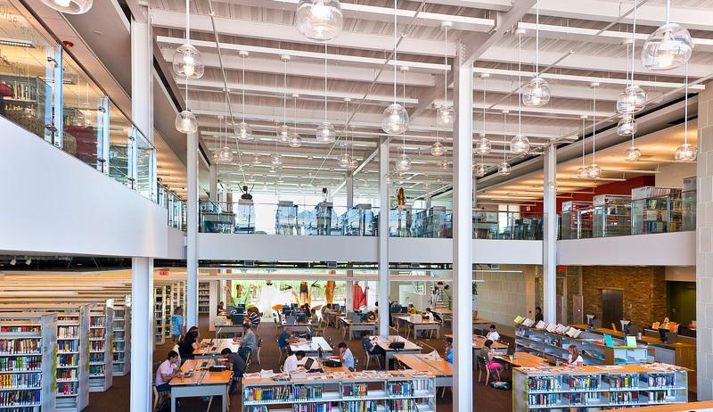 Plainsboro Public Library - jeffsmithphotos