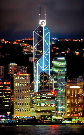Bank of China, Hong Kong