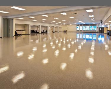 Sayreville War Memorial High School Cafeteria