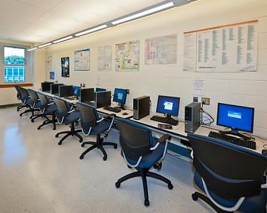 Sayreville War Memorial High School Computer Lab