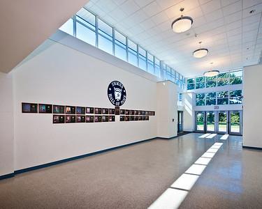 Sayreville War Memorial High School Lobby