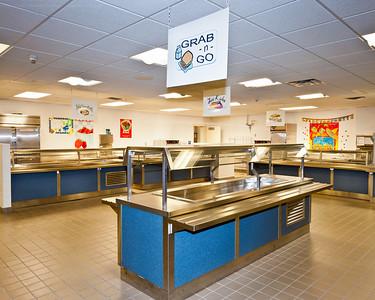 Sayreville War Memorial High School Cafeteria Kitchen