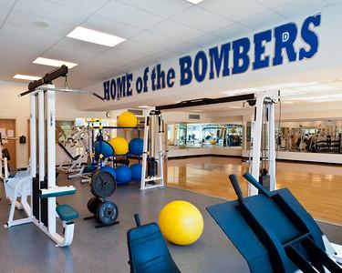 Sayreville War Memorial High School Training Room
