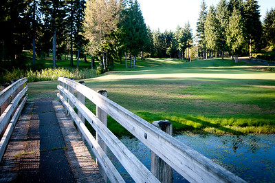 August 25, 2010 - Canterwood Golfcourse