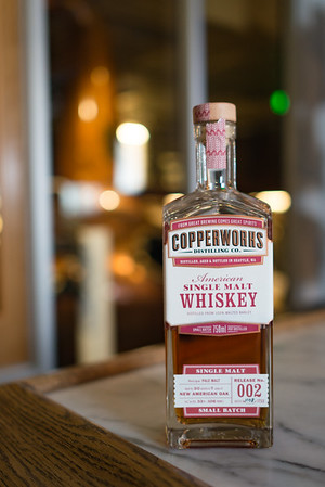 November 7, 2016 - Copperworks Disillery