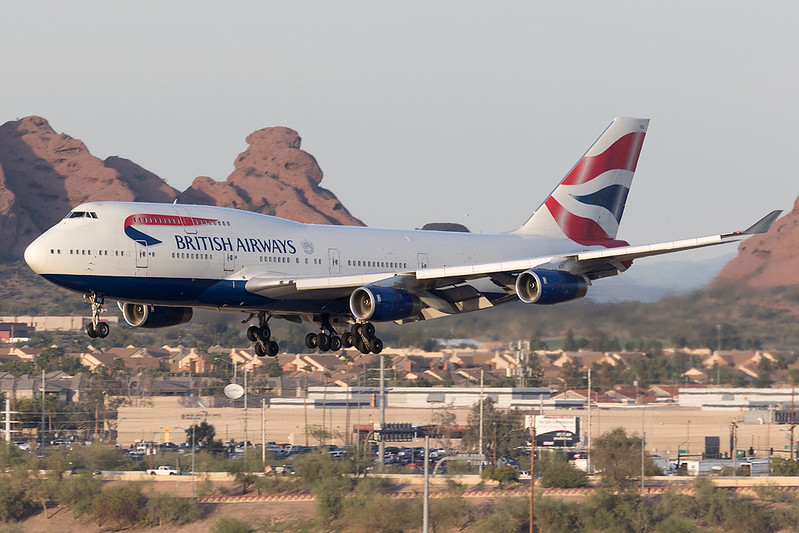 BAW289 LHRPHX<br /> <br /> Phoenix Sky Harbor International Airport | PHX / KPHX<br /> Phoenix, Arizona<br /> <br /> [Canon EOS 7D Mark II + EF 100-400 f4.5-5.6L IS USM]