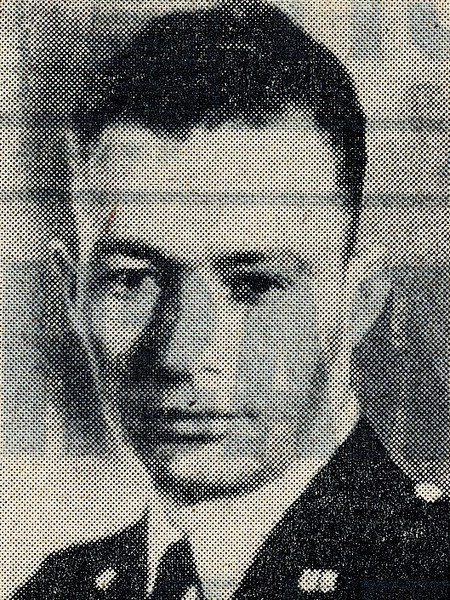 Second Lieutenant James C. Barham was from Waco, Texas.