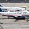 US Airways Airbus A319-100 N818AW KPHX 07APR12