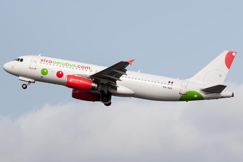 2006 Airbus A320-232 C/N 2752<br /> VIV1305 MIDMTY<br /> <br /> Manuel Crescencio Rejon Intl Airport (MID | MMMD)<br /> Merida, Yucatan <br /> Mexico<br /> <br /> [Canon EOS 1D Mark III + EF 100-400mm f4.5-5.6L USM]
