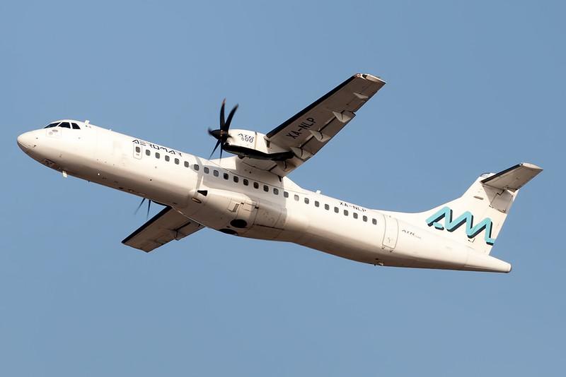 2013 ATR 72-600 C/N 1086<br /> TAO309 MIDCUN<br /> <br /> Manuel Crescencio Rejon Intl Airport (MID | MMMD)<br /> Merida, Yucatan <br /> Mexico<br /> <br /> [Canon EOS 1D Mark III + EF 100-400mm f4.5-5.6L USM]