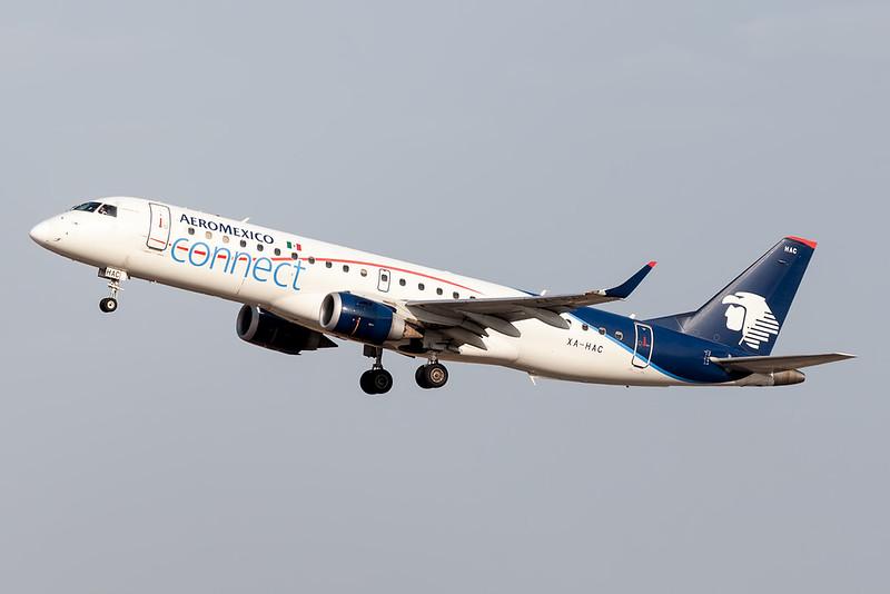 2011 Embraer ERJ-190-100LR C/N 19000466<br /> SLI421 MIDMEX<br /> <br /> Manuel Crescencio Rejon Intl Airport (MID | MMMD)<br /> Merida, Yucatan <br /> Mexico<br /> <br /> [Canon EOS 1D Mark III + EF 100-400mm f4.5-5.6L USM]