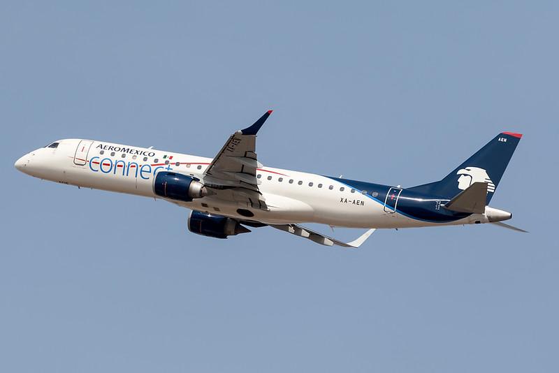 2008 Embraer 190AR (ERJ-190-100IGW) C/N 19000151<br /> SLI516 MIDMEX<br /> <br /> Manuel Crescencio Rejon Intl Airport (MID | MMMD)<br /> Merida, Yucatan <br /> Mexico<br /> <br /> [Canon EOS 1D Mark III + EF 100-400mm f4.5-5.6L USM]