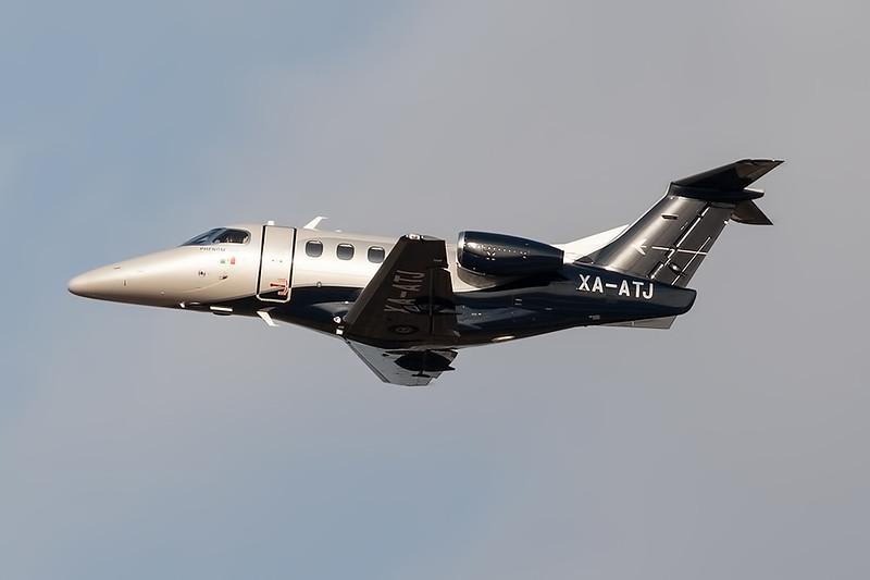 Embraer EMB-500 Phenom 100 C/N 50000342<br /> <br /> Manuel Crescencio Rejon Intl Airport (MID | MMMD)<br /> Merida, Yucatan <br /> Mexico<br /> <br /> [Canon EOS 1D Mark III + EF 100-400mm f4.5-5.6L USM]
