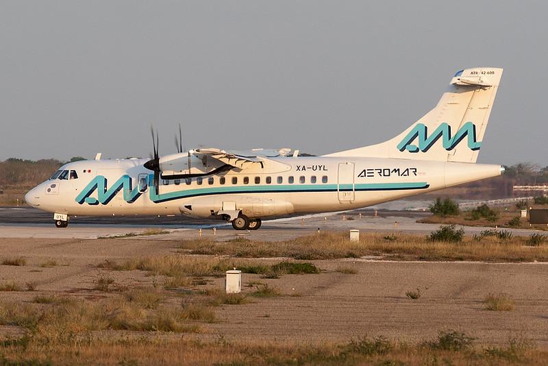 Aeromar ATR-42 XA-UYL MMMD 17MAR18