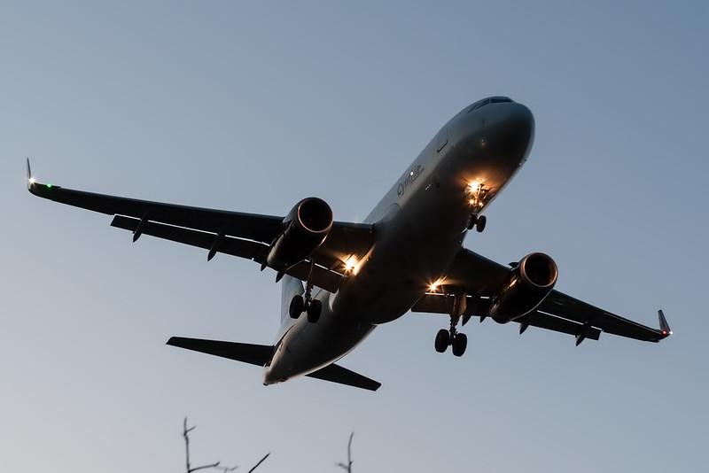 2014 Airbus A320-233 C/N 5996<br /> VOI194 MTYMID<br /> <br /> Manuel Crescencio Rejon Intl Airport (MID | MMMD)<br /> Merida, Yucatan <br /> Mexico<br /> <br /> [Canon EOS 1D Mark III + EF 28-70mm f2.8L USM]