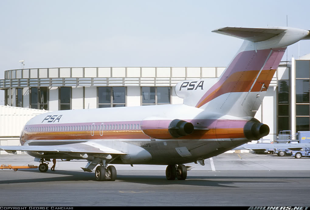 THE ACCIDENT<br /> <br /> Originating in Sacramento, PSA Flight 182 was a weekly morning commuter flight to the Southern California cities of Los Angeles and San Diego. The first leg of the flight was uneventful and 102 lucky people deplaned in L.A. Unfortunately, 100 others boarded for the flight's continuation leg to San Diego.<br /> <br /> At about 8:15 AM, the Boeing 727 began its pushback from the gate at Los Angeles International Airport. The flight to San Diego would only take about 30-35 minutes.