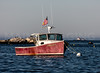 MIP  LOBSTER BOAT ODYSSEY BOOTHBAY HARBOR MAINE ME-8590