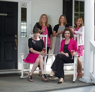 Carolina Girls - Porch