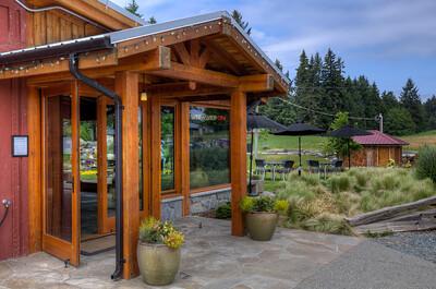 Unsworth Vineyards - Cowichan Valley, Vancouver Island, BC, Canada
