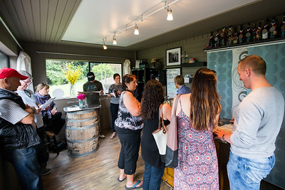 Rocky Creek Winery - Cowichan Valley, Vancouver Island, BC, Canada