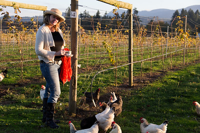 Cheers Cowichan - Unsworth Vineyards - Cowichan Valley, BC, Canada